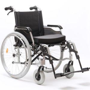 Wózki inwalidzkie ręczne